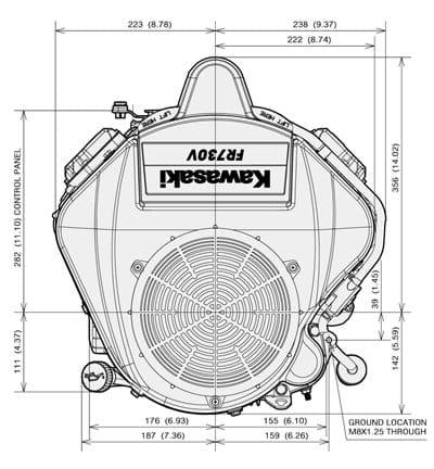 Fr651v Kawasaki Engines Engine Diagrams Related Models