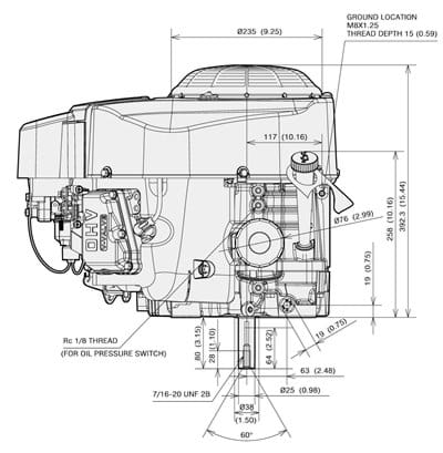 FR691V | Kawasaki Engines
