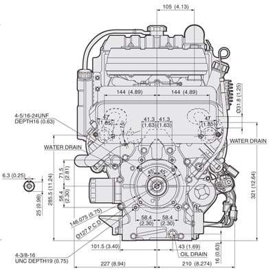 FD620D   Kawasaki Engines on