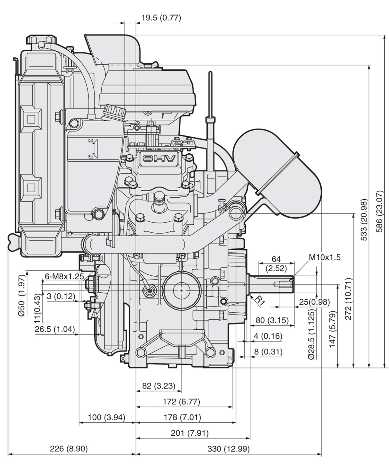 Kawasaki Engines Technical Support