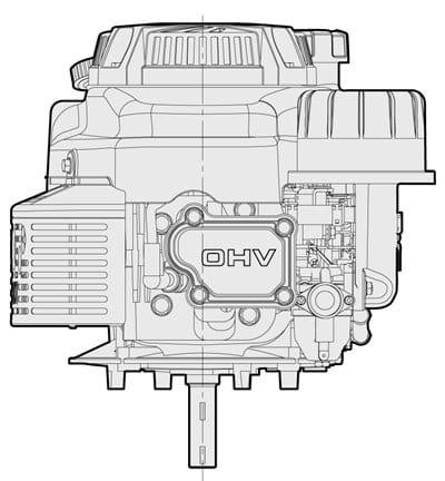 Fj180v Kai Kawasaki Engines 4 Stroke Engine Diagrams Dimensional Specifications