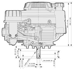 3 0l Ohv Engine Diagram Everything About Wiring Library Rh 78 Kaufmed De Briggs Stratton Small