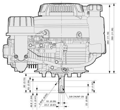 Fj180v Kai Kawasaki Engines 8 Cylinder Ohv Engine Diagram Related Models