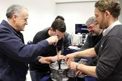 New training initiative for Kawasaki Engines dealers in Spain