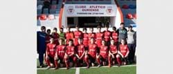 Kawasaki Engines sponsor Portuguese youth football team