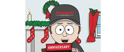 Kawasaki Engines launch 12 days of Christmas Social Media takeover