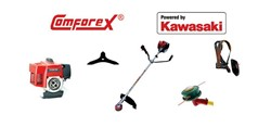 S.C. Comforex release video for new Kawasaki powered brushcutter