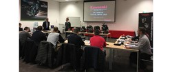 Kawasaki Engines roll-out European EFI Service training programme MI