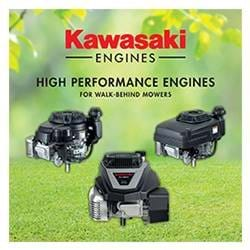 4-stroke engines for walk behind mowers