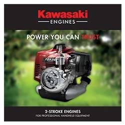 2-stroke engines for handheld equipment